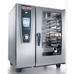 Horno Rational Self Cooking Center Whitefficiency 101 Gas