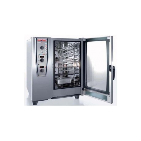 Horno Rational Combimaster Plus 102 Electrico