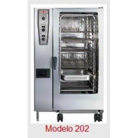 Horno Rational Combimaster Plus 202 Gas