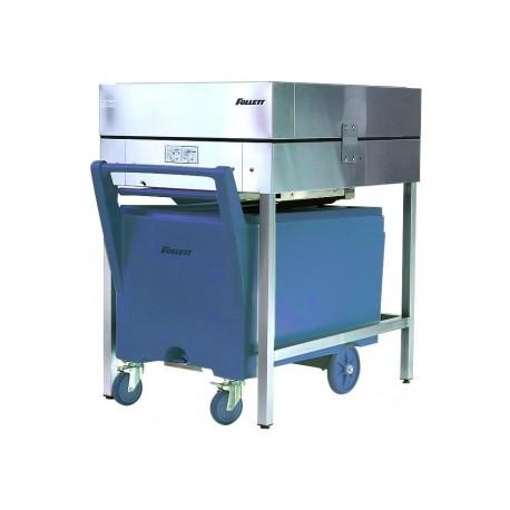 Silo Itv Sc50 Almacenaje Hielo Cabezal Productor