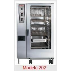 Horno Rational Combimaster Plus 202 Electrico
