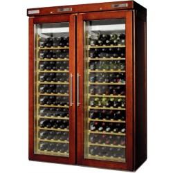 Armario de vino bodega Infrico Deluxe Classic ABD 200 MX