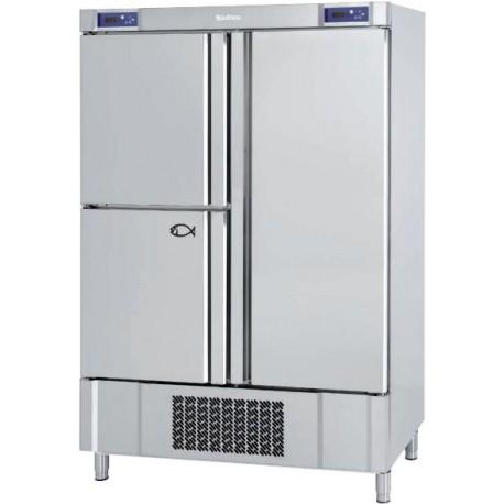Armario de refrigeración Infrico departamento de pescado 500/1000 L. ANDP 1003 TF/G