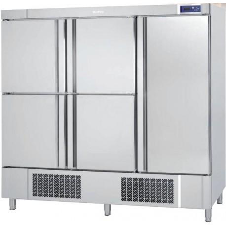 Armario de refrigeración Infrico gran capacidad 1600 L. AN 1603 T/F