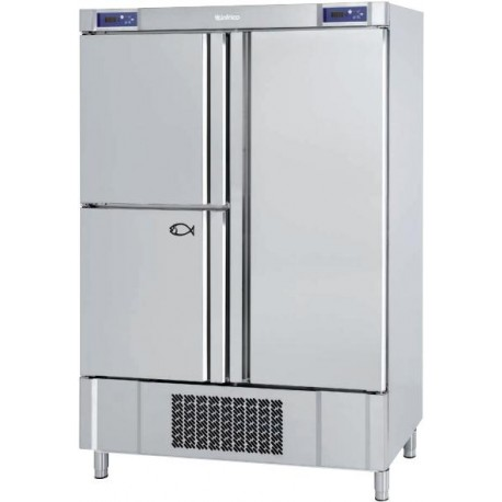 Armario de refrigeración Infrico departamento de pescado ANDP 1004 TF/G