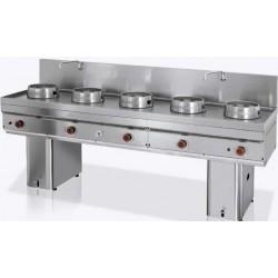 Cocina wok Mainho W-523