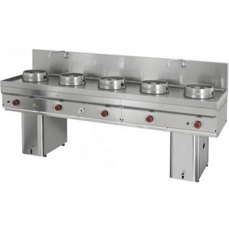 Cocina wok Mainho W-422
