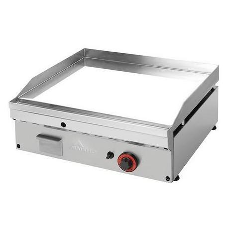 Fry-top cromo duro termostático full-crom Mainho FC-60