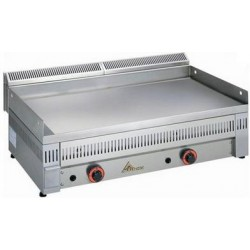 Fry-top acero rectificado Mainho PL-60 N