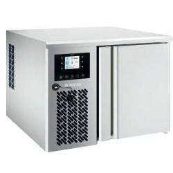 Abatidor y congelador de temperatura Infrico 3 niveles ABT3 1S