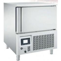 Abatidor y congelador de temperatura Infrico 5 niveles ABT5 1L