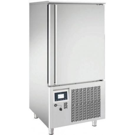 Abatidor y congelador de temperatura Infrico 10 niveles ABT10 1L