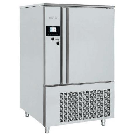 Abatidor y congelador de temperatura Infrico 10 niveles ABT10 2S